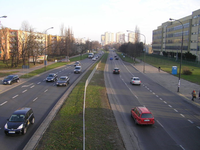 Będzie droga dla rowerów na Ostrobramskiej