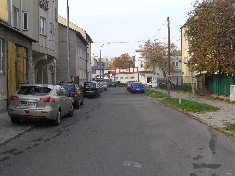 Ulica Zaliwskiego