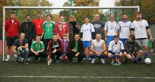 Zakończenie Liga na Trawie EUROPRAGA 2013