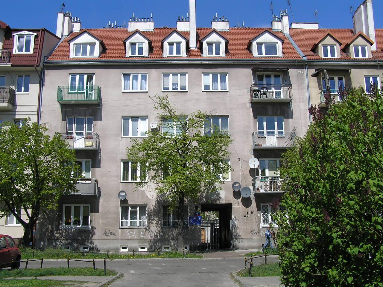 Stanisława Augusta 4