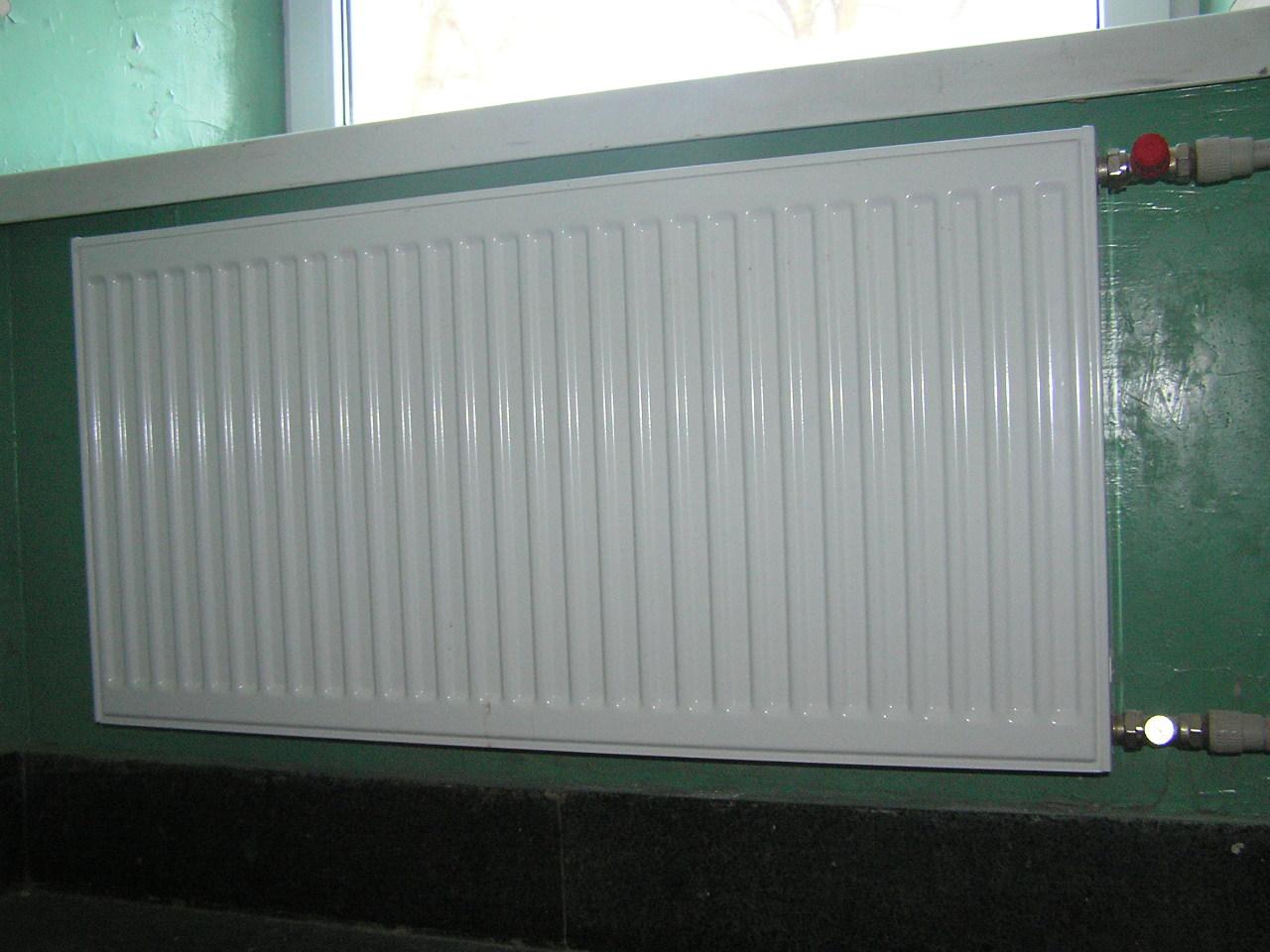 Grochowska 233 doposażona w instalację centralnego ogrzewania