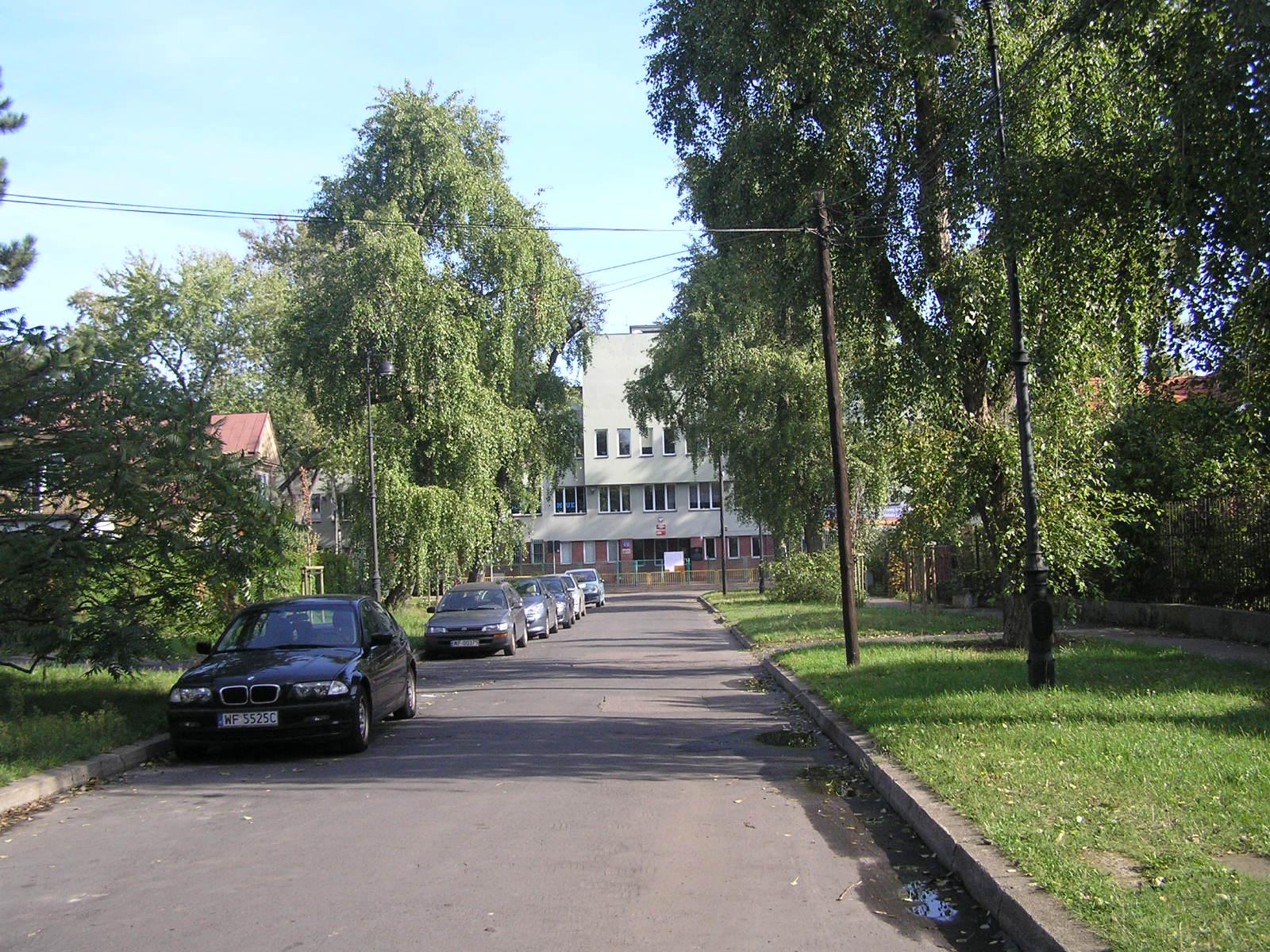 Ulica Płowce