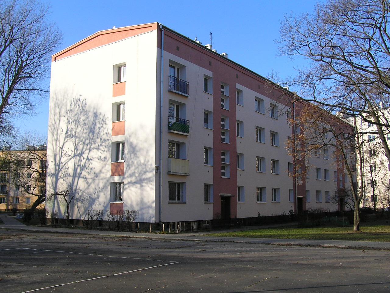 Kirasjerów 6