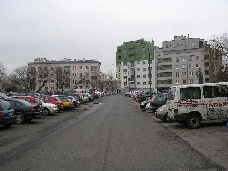 Ulica Dobrzyniecka