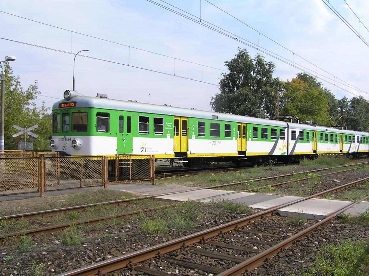 PKP PLK zapowiada nowy przystanek na Grochowie