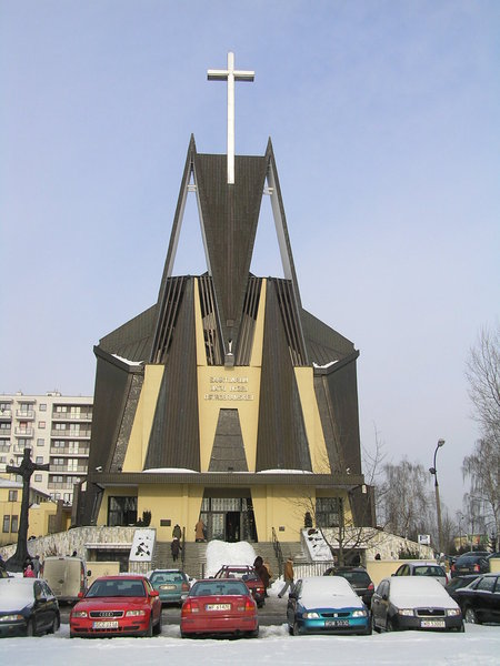 Kościół Najświętszej Maryi Panny Ostrobramskiej