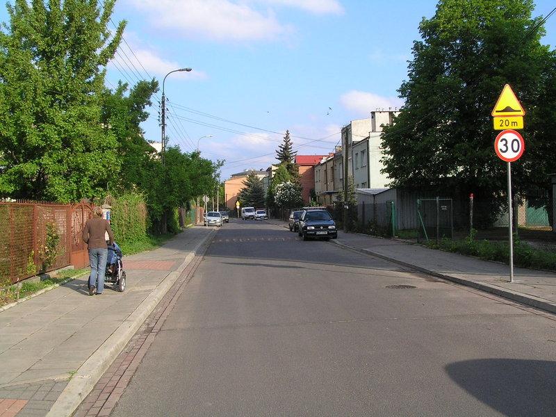 Ulica Styrska