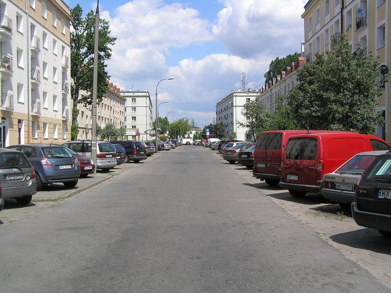 Ulica Mycielskiego