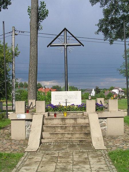 Pomnik Bitwy pod Olszynką Grochowską