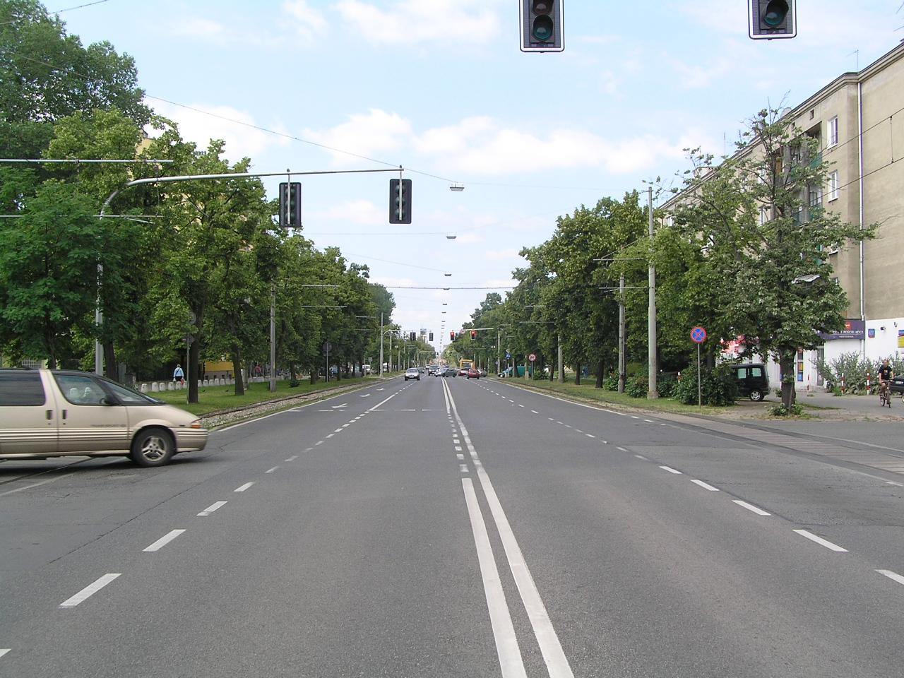 Radni za zmianą nazwy ulicy Waszyngtona na Aleję Waszyngtona