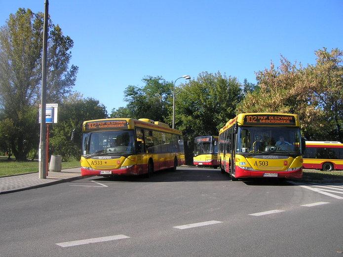 Linia autobusowa 102 pozostanie na swoich obecnych trasach