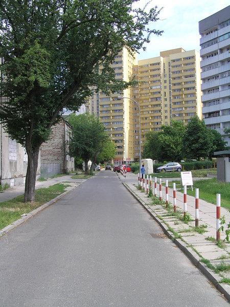 Ulica Krypska
