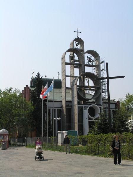 Kościół Matki Bożej Królowej Polskich Męczenników