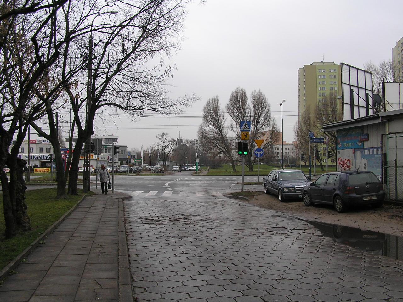 Trasa Olszynki Grochowskiej - kiedy? Po 2042...