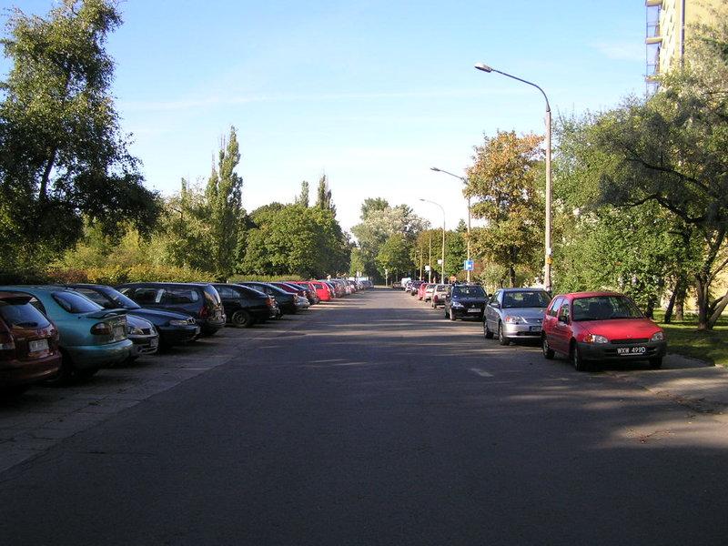 Ulica Garwolińska