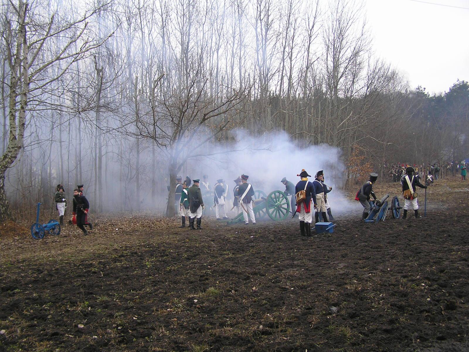 Inscenizacja Bitwy Grochowskiej po raz pierwszy w historycznym miejscu