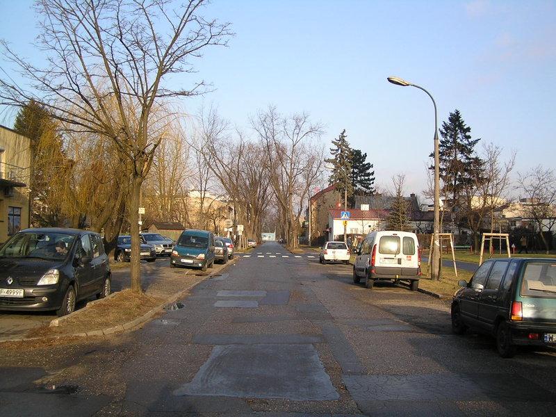 Ulica Tarnowiecka