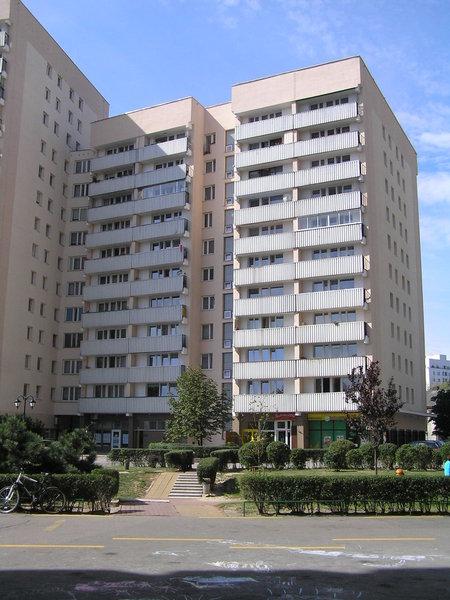 Budynek przy ulicy Igańskiej 26 na Grochowie