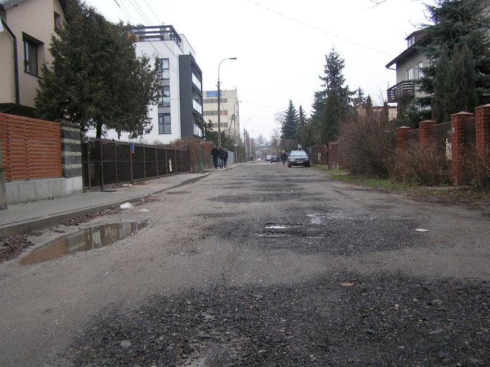 Ogłoszono przetarg na remont ulicy Murmańskiej