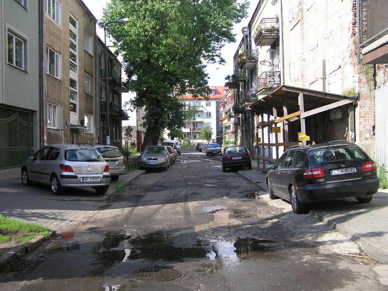 Ulica Pułtuska
