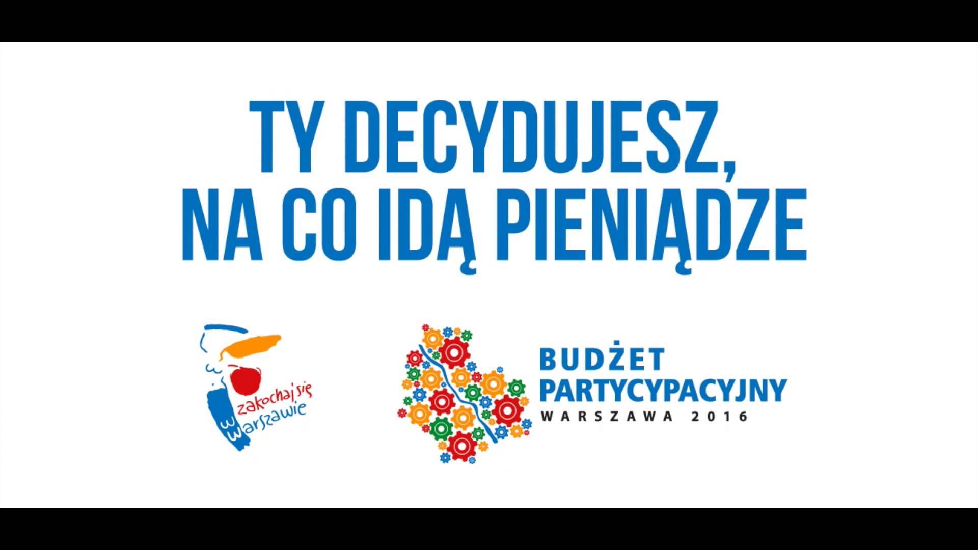 W dniach 16-26 czerwca 2015 głosujemy na projekty z budżetu partycypacyjnego
