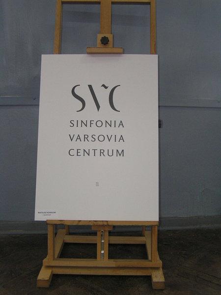 Wybrano logo Sinfonii Varsovii