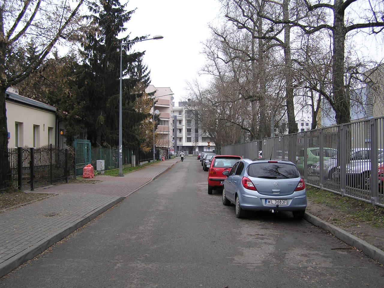 Ulica Biłgorajska