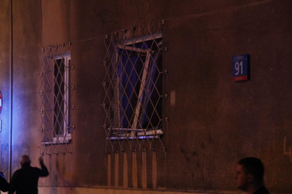 Radni o wybuchu gazu w budynku przy Kobielskiej 91