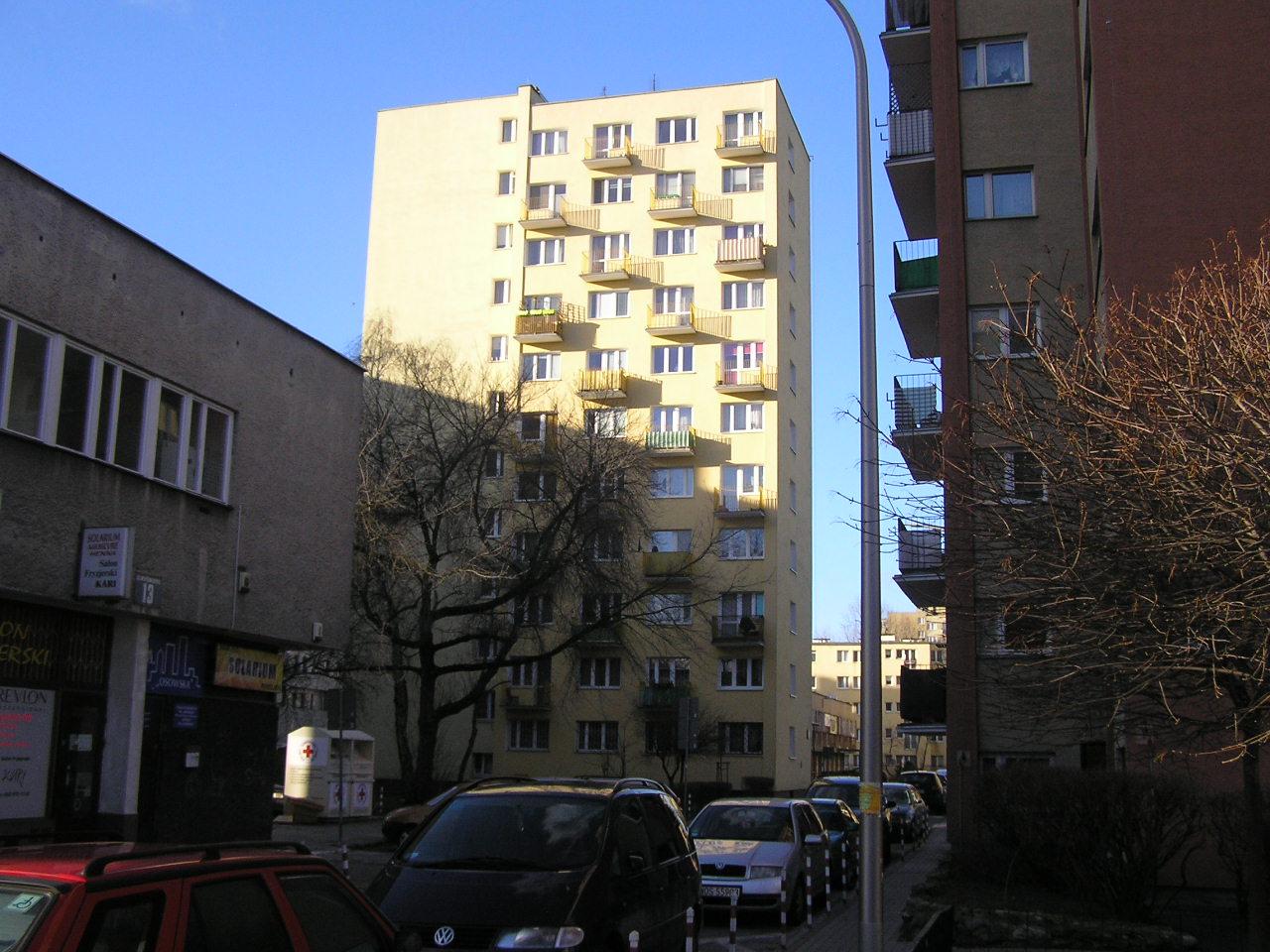 Osowska 82A