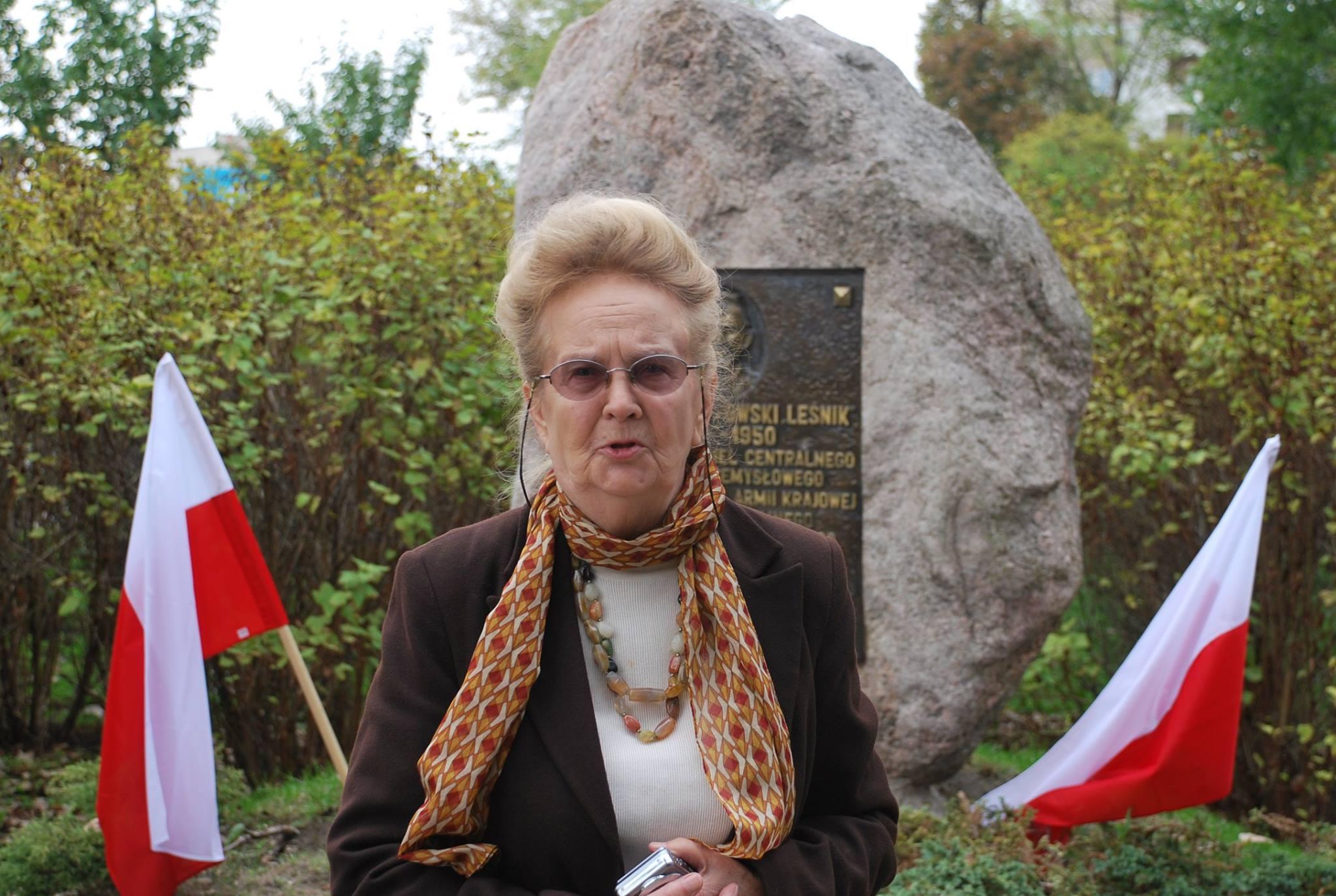 Krystyna Szypowska, fot. Urząd Dzielnicy Praga Południe