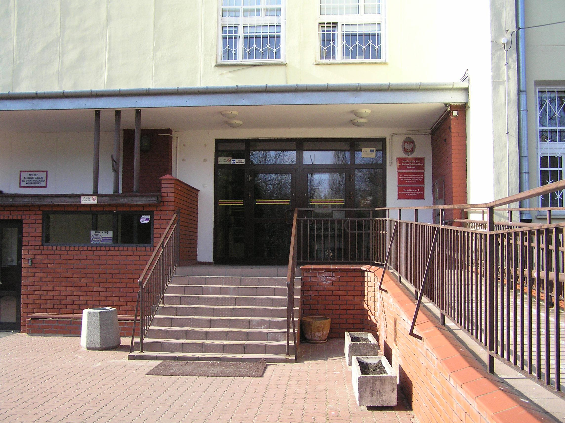 Giełda szkół ponadgimnazjalnych w Zespole Szkół nr 5