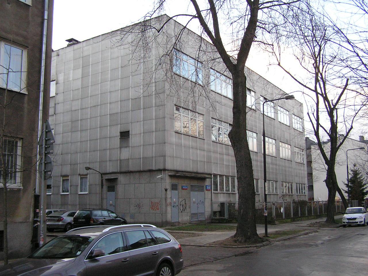 Budynek przy Kordeckiego 39/41