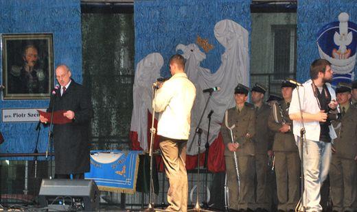 Generał Piotr Szembek patronem Gimnazjum nr 22