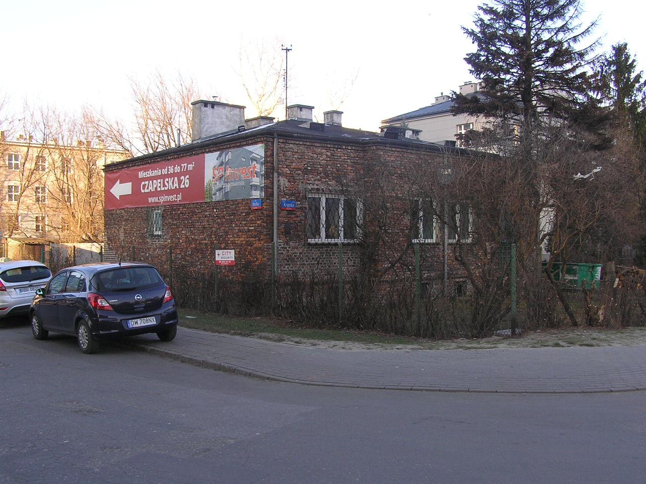 Krypska 13
