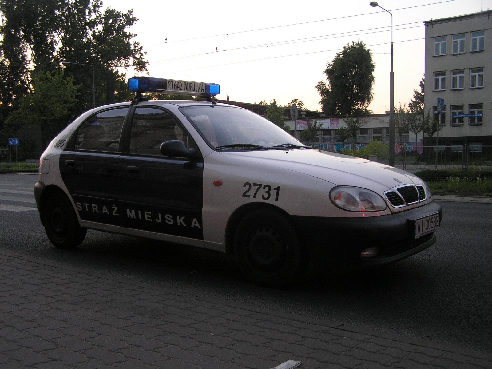 Poszukiwany spał na Grochowskiej