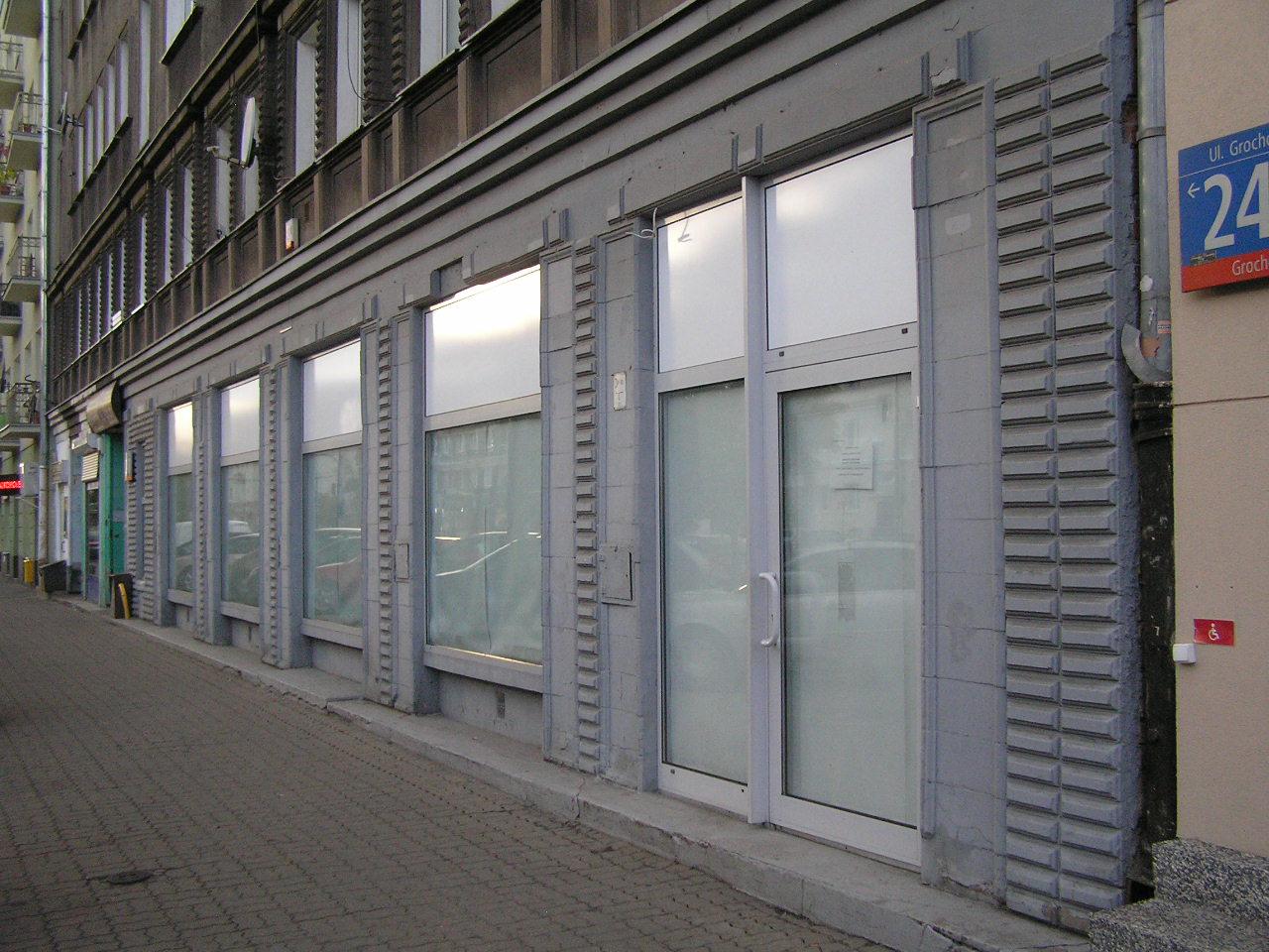 Drogeria Rossmann zamyka sklep przy Grochowskiej 248