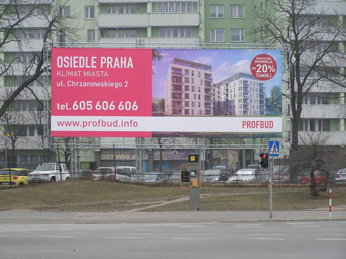 Planowana Obwodnica Śródmiejska atutem Osiedla Praha