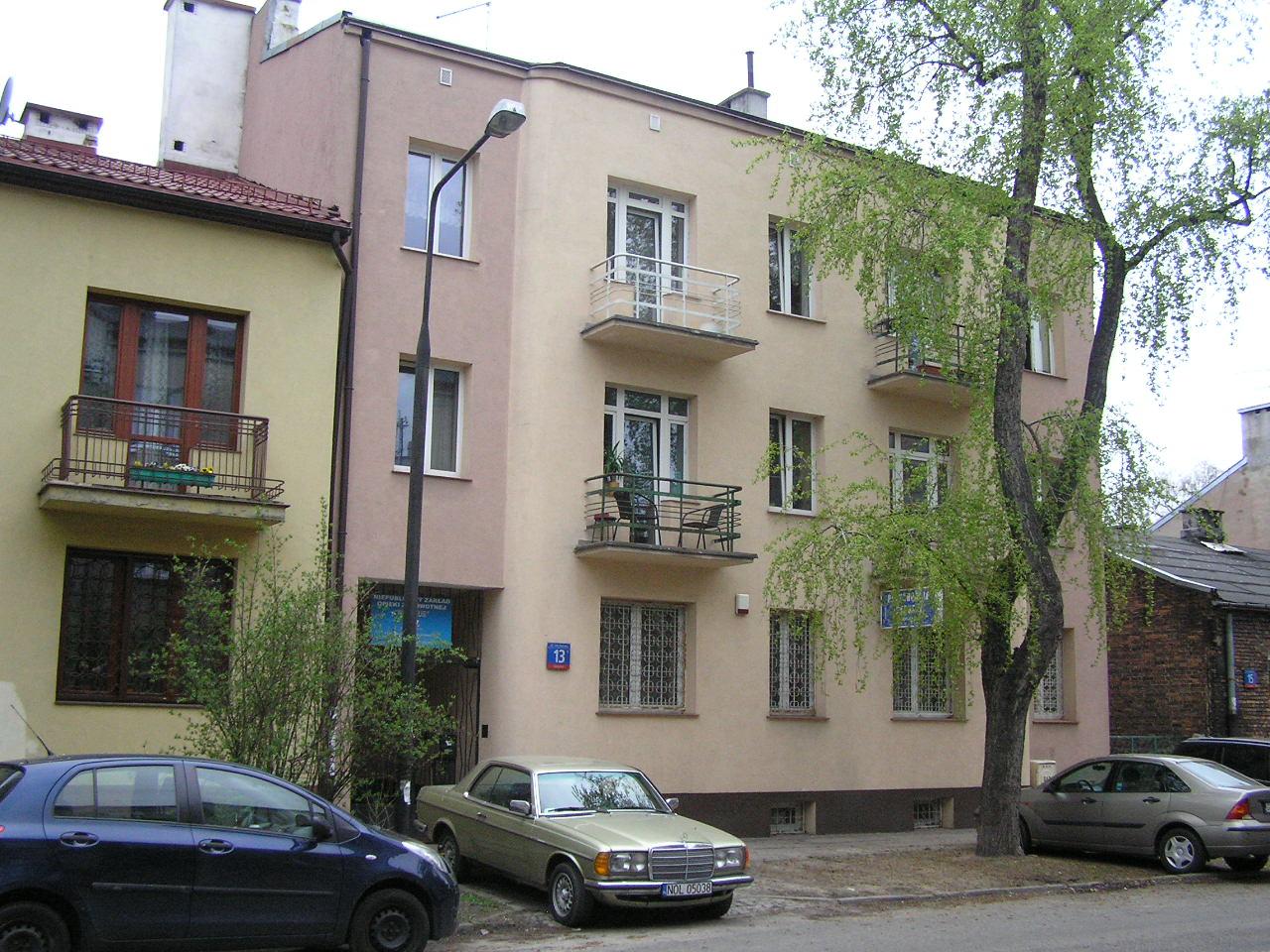 Stoczkowska 13