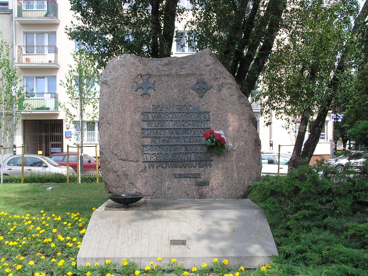65 rocznica obrony Grochowa