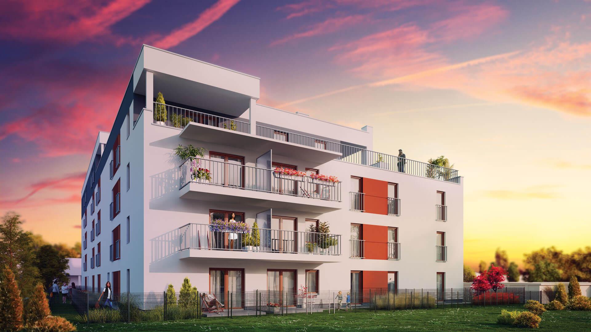 Villa Boheme: nowa inwestycja przy Karczewskiej