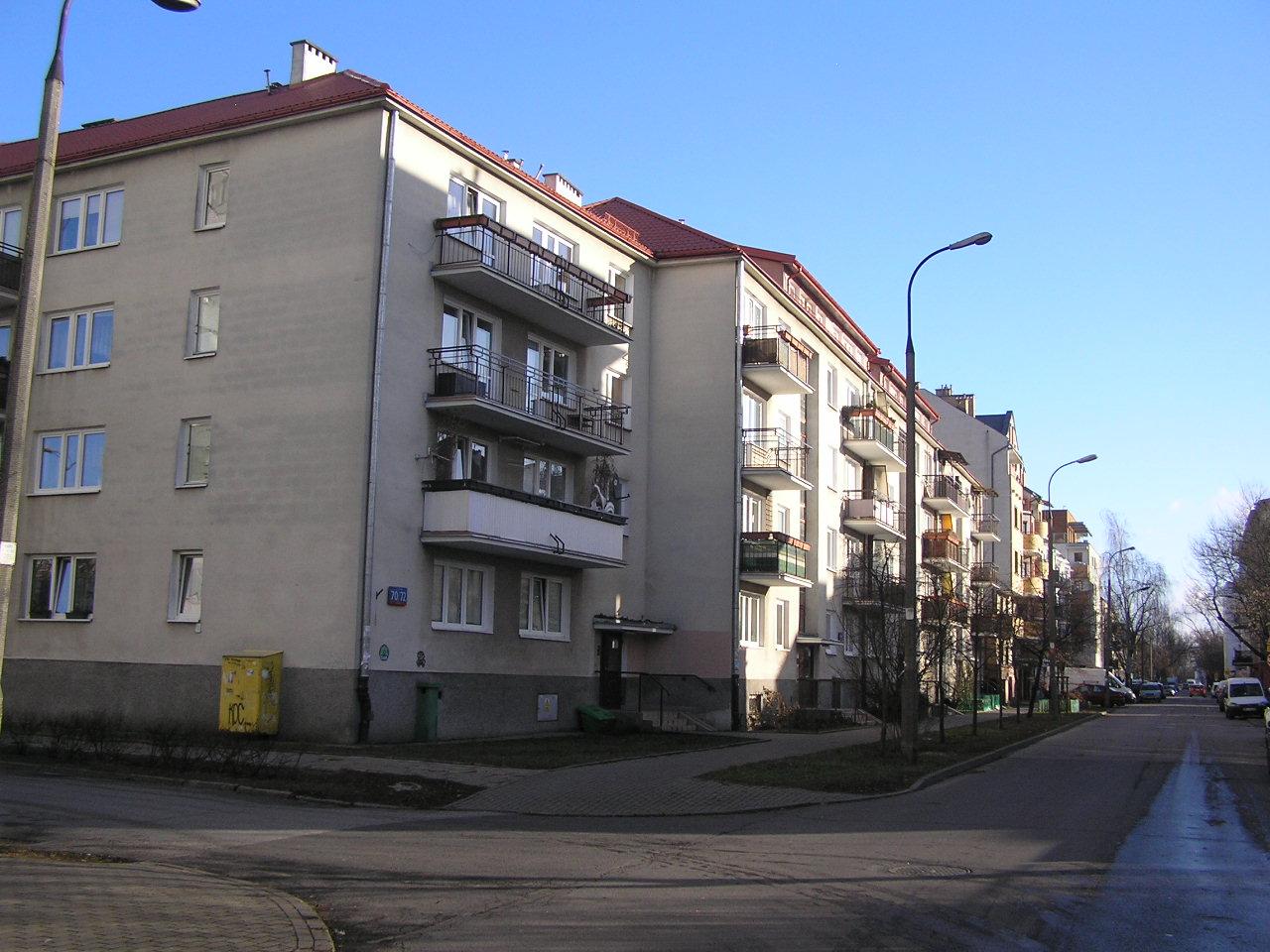 Osowska 70/72