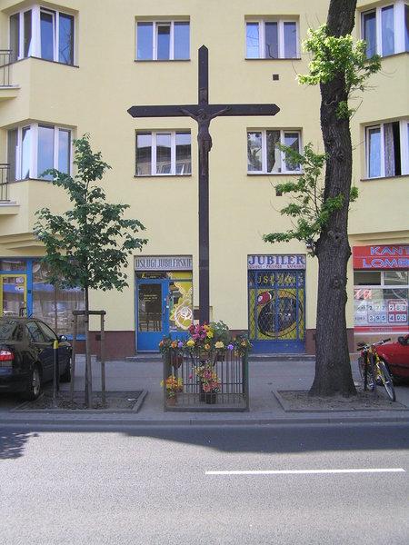 Krzyż - Grochowska 233