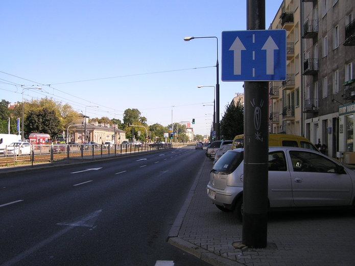 Niebezpieczny lewoskręt w Terespolską został zlikwidowany