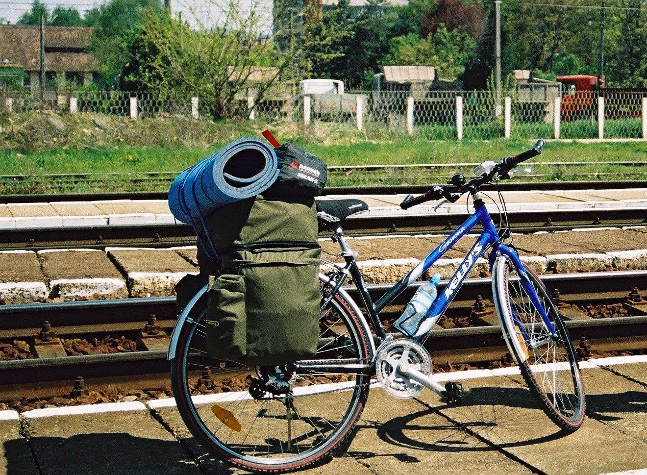 Zdjęcia ukradzonego roweru, fot. Iwona S./Facebook