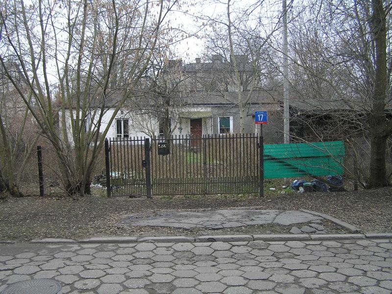 Podolska 17 na Grochowie