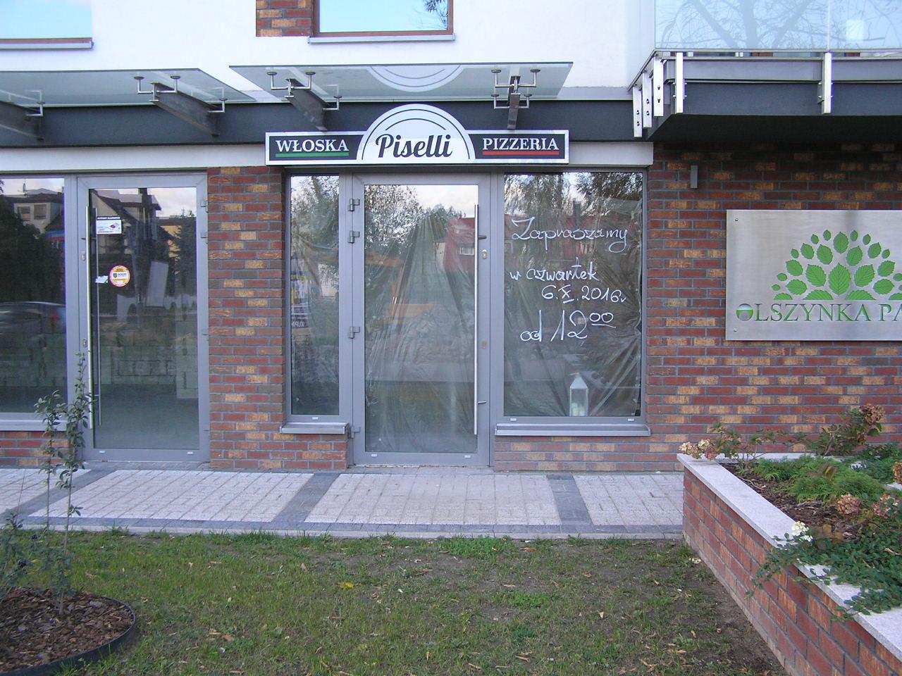 Piselli - nowa pizzeria na Grochowie
