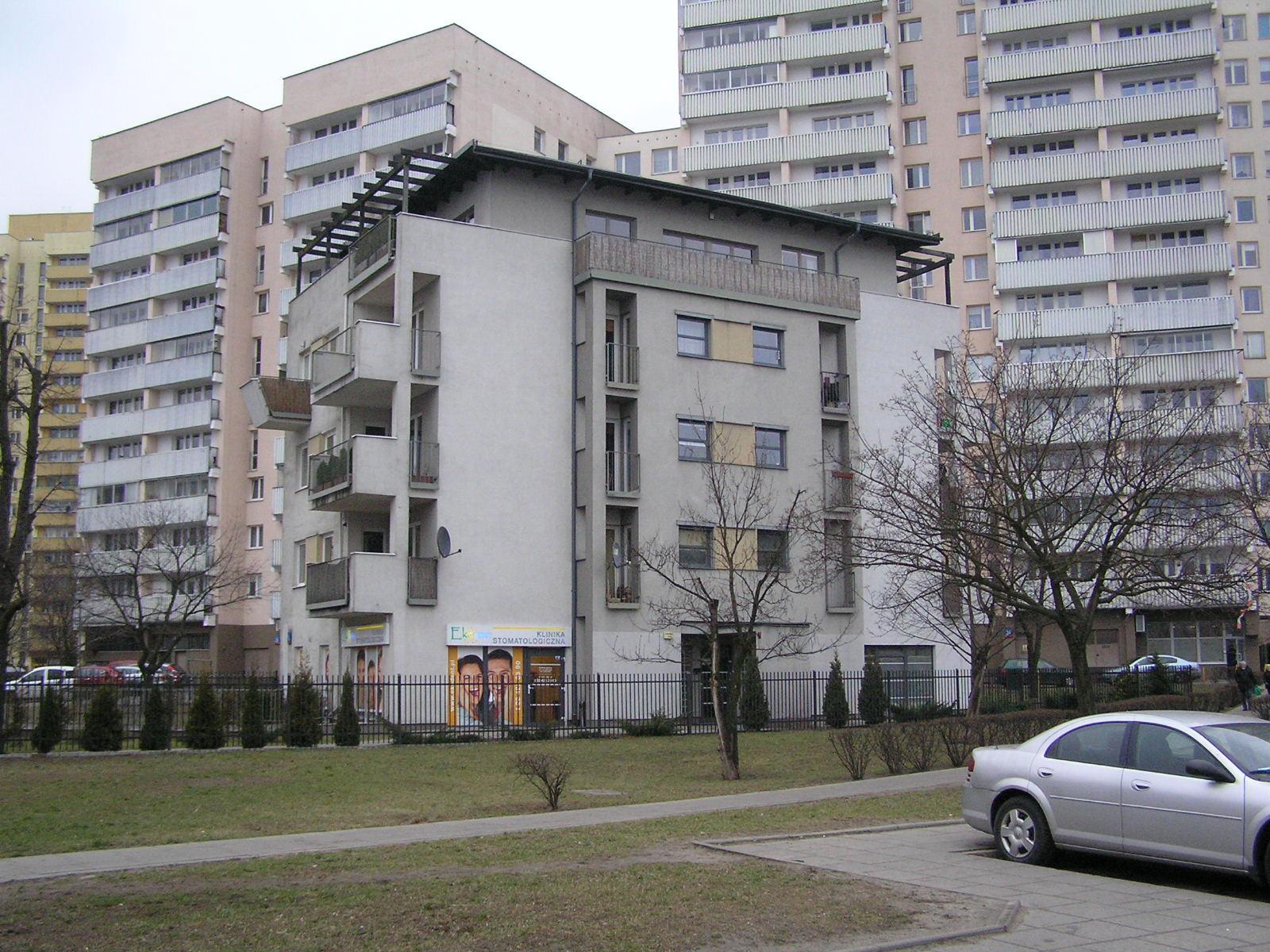 Krypska 30A
