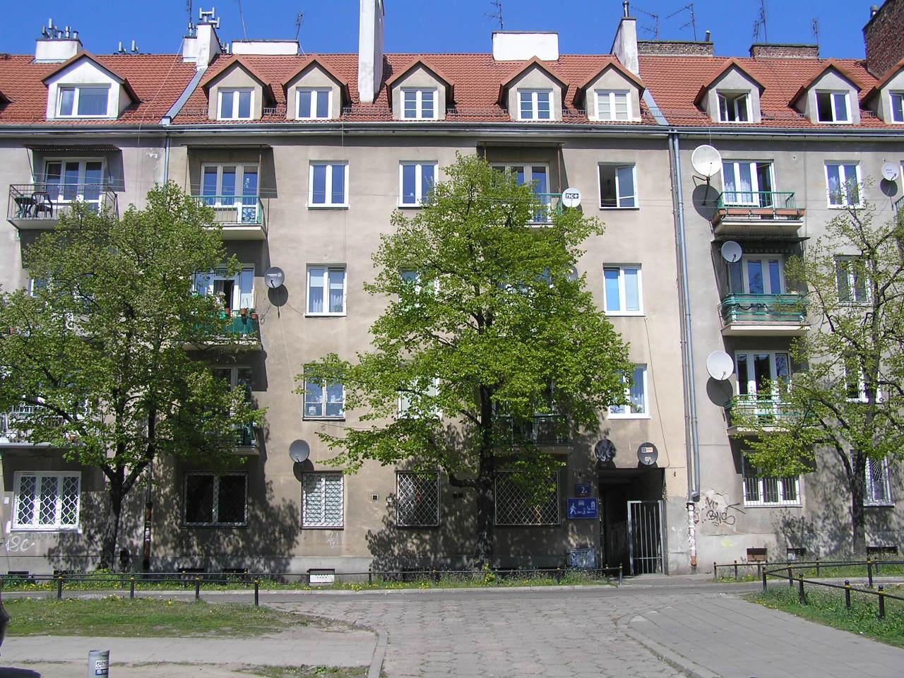 Stanisława Augusta 2A