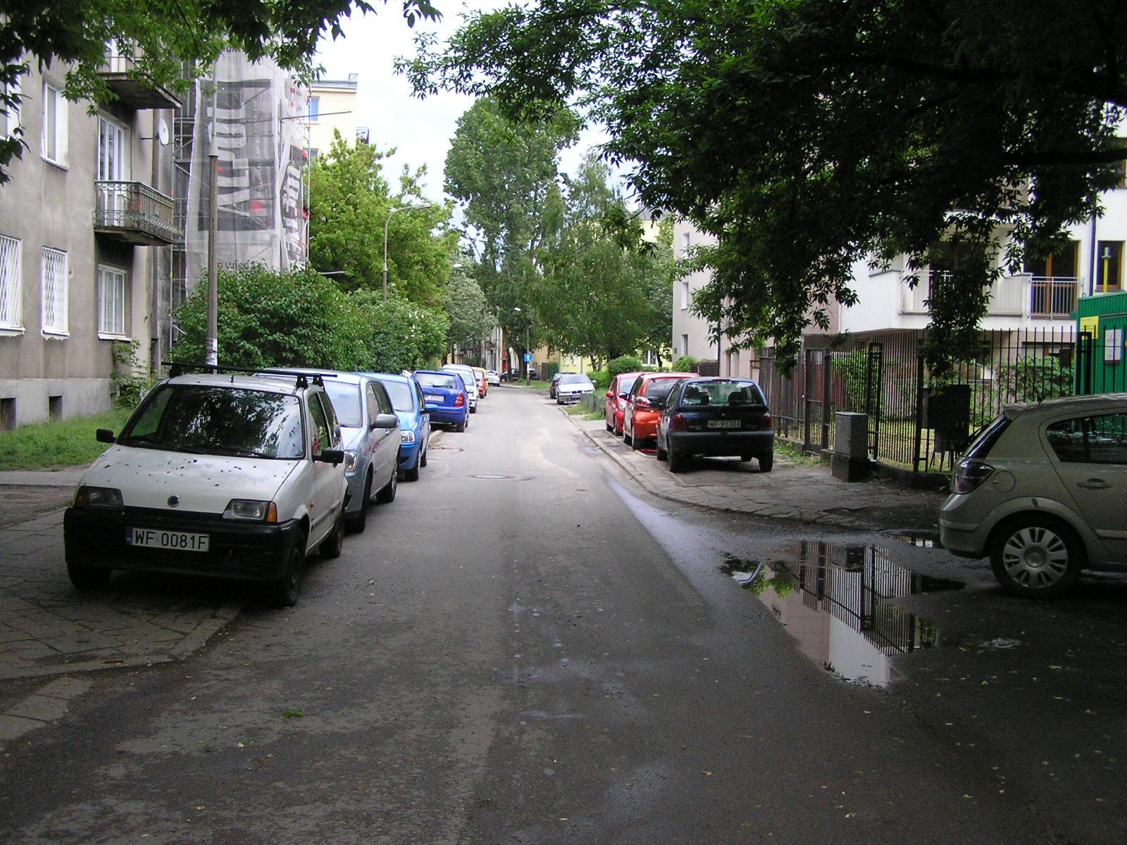 Ulica Lubomira