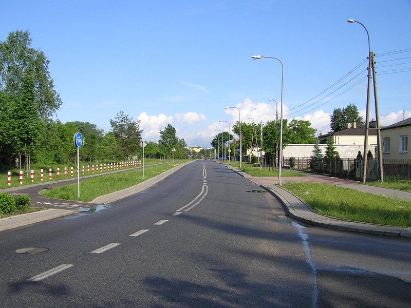 Ulica Makowska